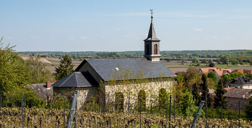 Kirche St. Vitus in Ludwigshöhe