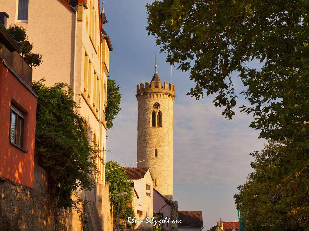 Uhrturm-Oppenheim-